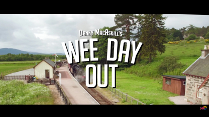 Danny Mac Askill: Wee Day Out