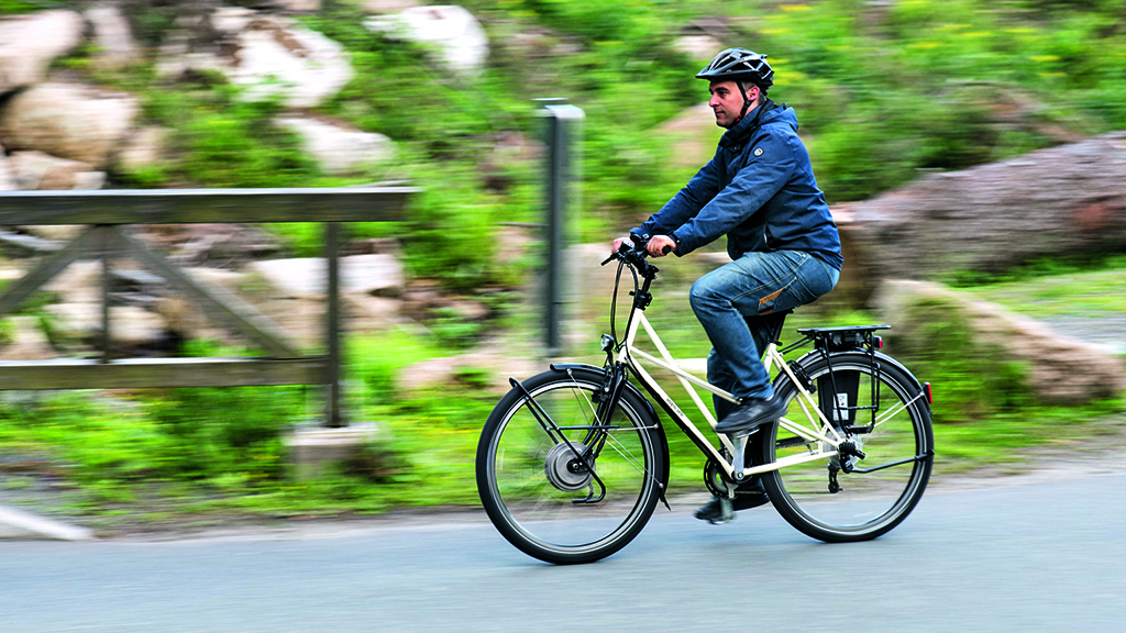 Test: Utopia Kranich | BIKE BILD
