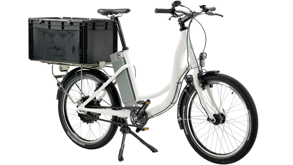 lastenrad gobax get2 s plus im test bike bild. Black Bedroom Furniture Sets. Home Design Ideas