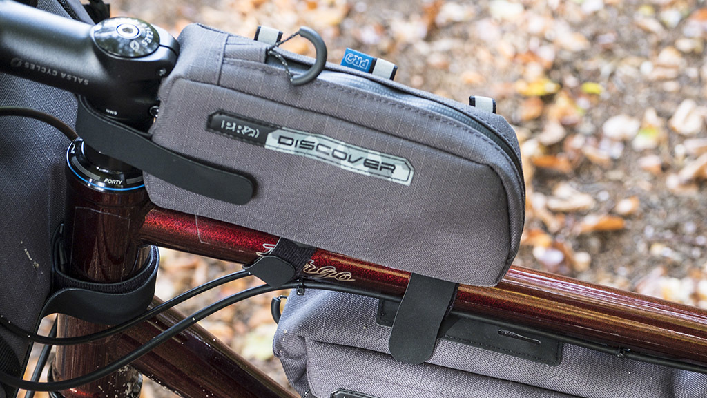 Pro Discovery Toptube Bag