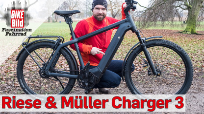 Riese und Müller Charger 3