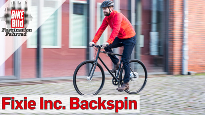 Fixie Inc. Backspin